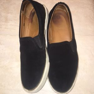⬇️OFFERS?⚡️SALE⚡️🖤AUTHENTIC-JIMMY CHOO-Slip-ons🖤